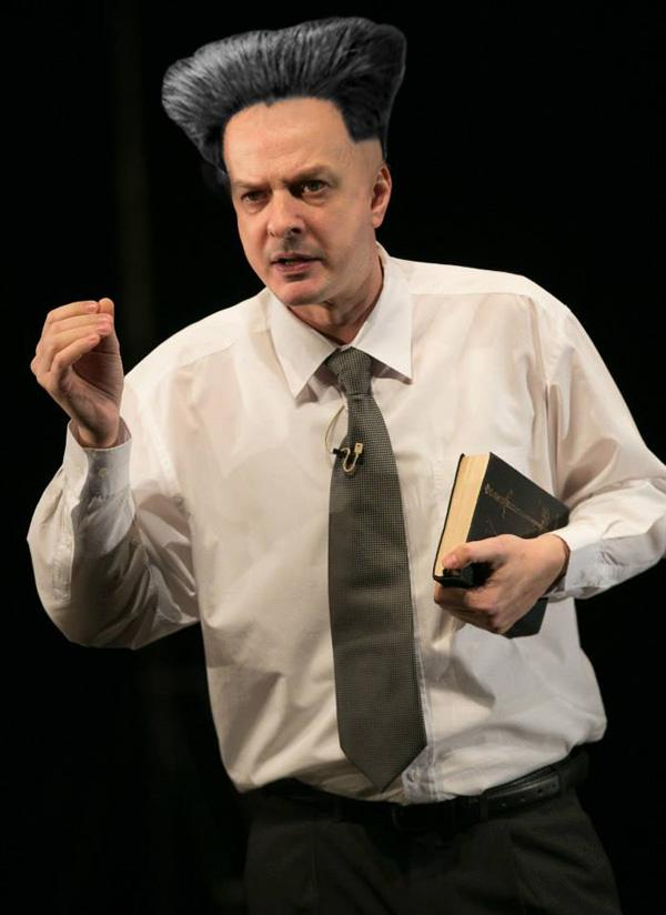Olasz István színművész.