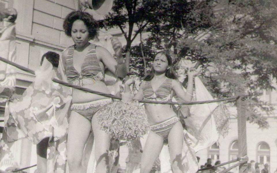Szia Komárom - 1982 nyara – kubai karnevál Komáromban
