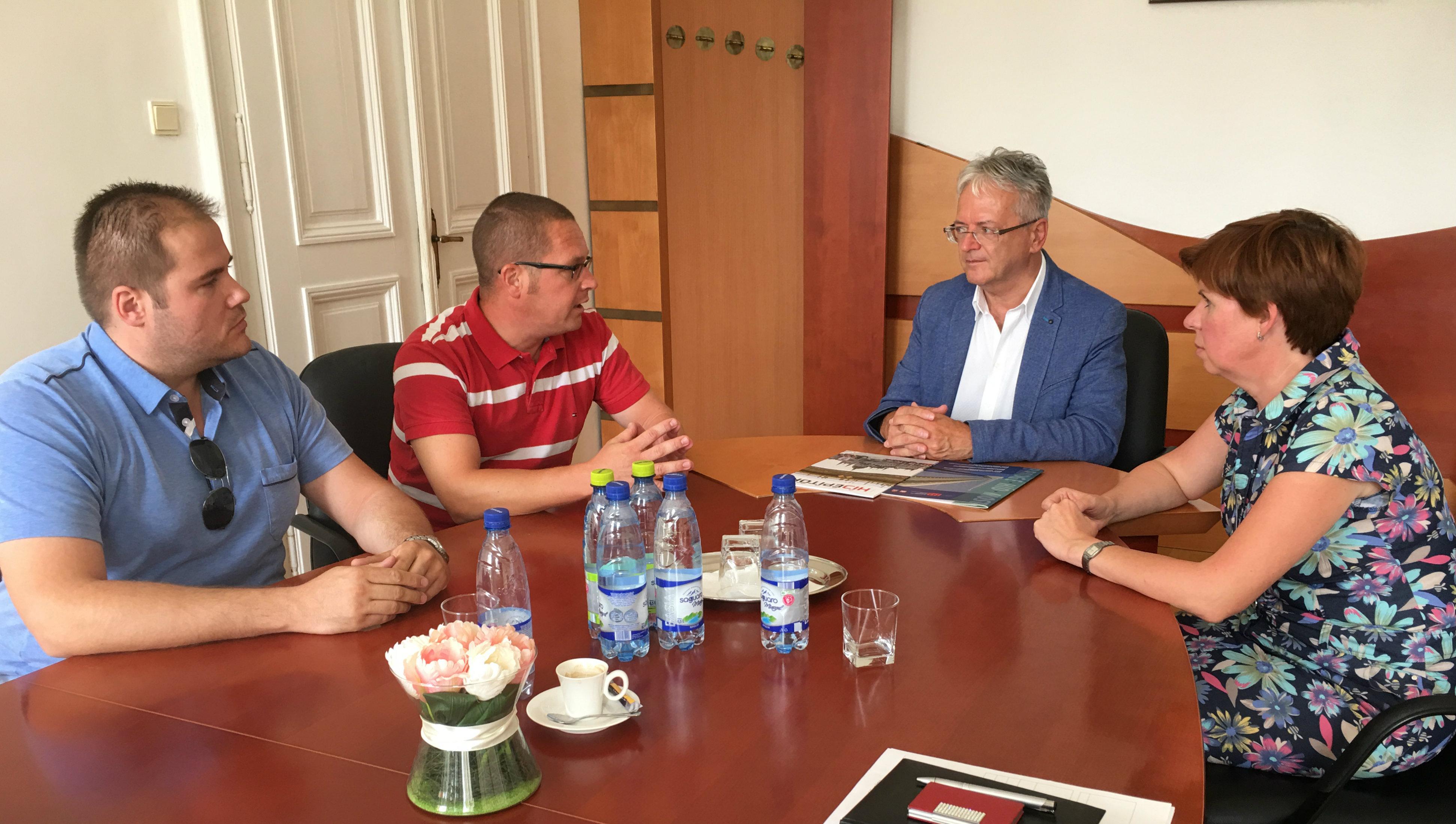 Szia komárom - Elkezdődnek az új komáromi Duna-híd építkezési munkálatai