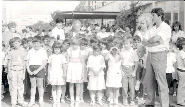 Szia Komárom - 31 fotó tanévkezdésre: így jártunk iskolába régen