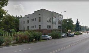 Szia Komárom - Modern egészségügyi központ lesz a volt szemkórház épületéből