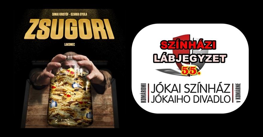 Szia Komárom - SZÍNHÁZI LÁBJEGYZET 55. – A Komáromi Jókai Színház internetes műsora