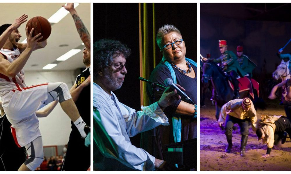 Szia Komárom - Koncertek, rangadók, előadások várják az érdeklődőket a következő héten