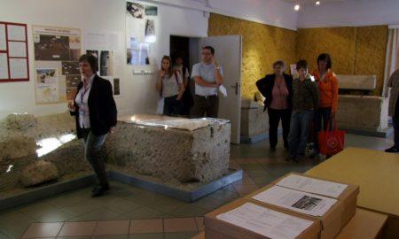 Szia Komárom - Egy nap a múzeumban