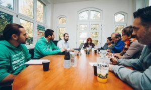 Szia Komárom - Tovább folytatódik a gombaszögi értékmentés