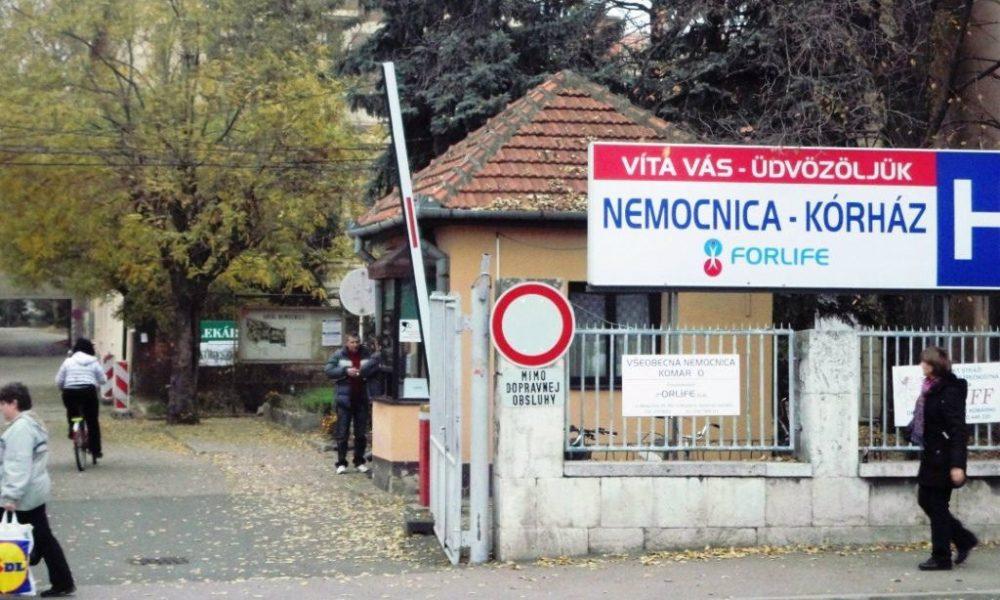 Szia Komárom - Új légzésfigyelő monitorokat kapott a komáromi kórház