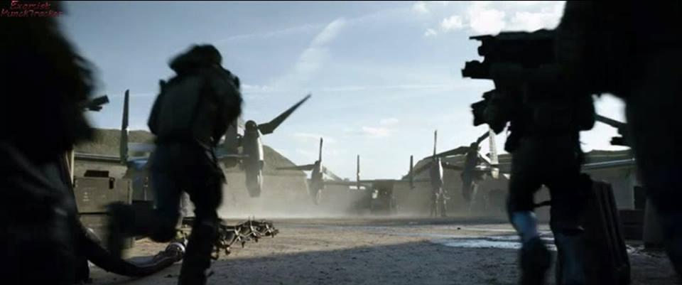 2016-ban jött ki az az amerikai sci-fi, amelynek több jelenetét is a komáromi várban forgatták. Mi ennek a filmnek a címe?