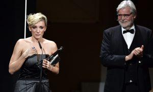 Szia Komárom - Borbély Alexandra lett a legjobb európai színésznő