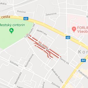 Gazda utca (Gazdovská ulica)
