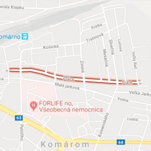 Munka utca (Ulica práce)