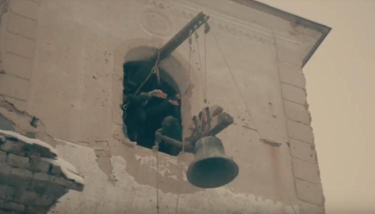 Szia Komárom - VIDEÓ: Utoljára szólalt meg Szútoron a harang