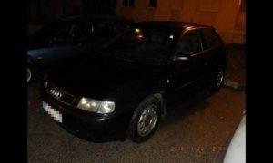 Szia Komárom - BMW volt az ellenőrzött Audi