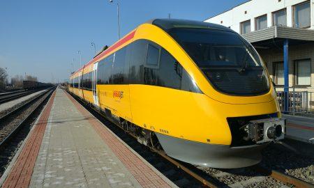 Vonatok felvonulása
