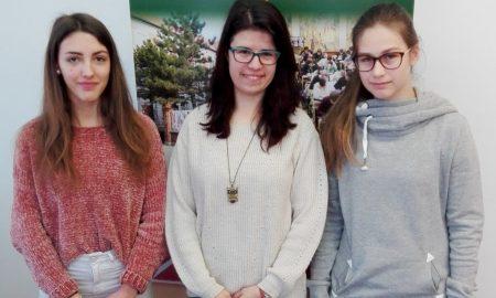 Szia Komárom - Német nyelvi olimpián vett részt a Selye gimi 5 diákja