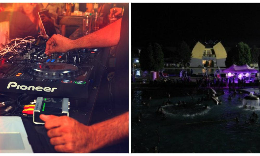 Szia Komárom - Hatalmas partyk, érdekes előadások és éjszakai fürdőzés