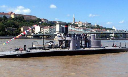 Szia Komárom - Komáromba érkezik a közel 150 éves Lajta hadihajó