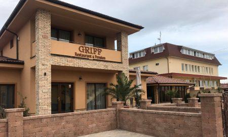Szia Komárom - Páratlan kulináris élmények a bővítés utáni Griff Restaurant & Pension-ban