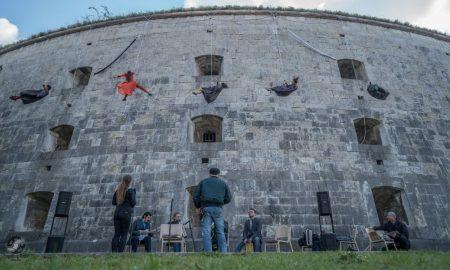 Szia Komárom - Még az erőd fala is táncparketté változik majd a Mediawave fesztiválon
