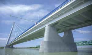 Szia Komárom - Hamarosan bárki beleshet majd az új Duna-híd építésébe