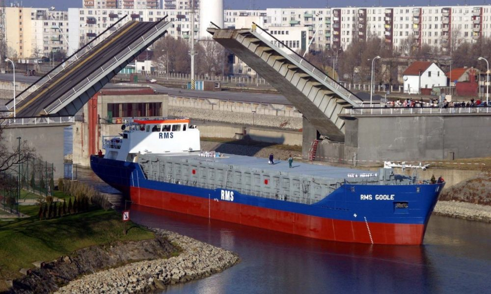 Szia Komárom - Június elejétől 6 hétre biztosan lezárják a felnyitható Duna-hidat