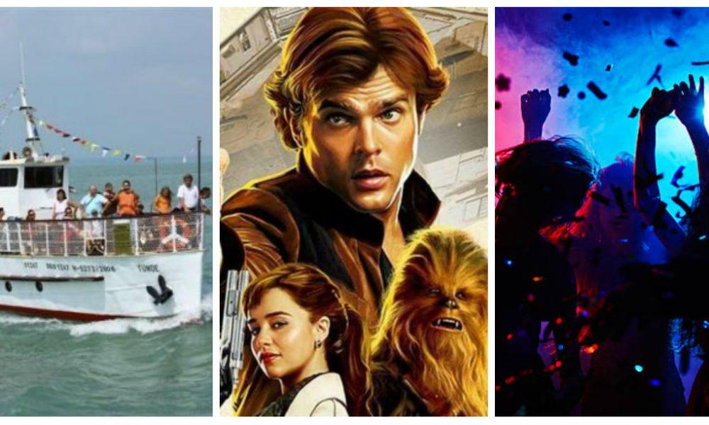 Szia Komárom - Érkezik a legújabb Star Wars film, de sétahajókázhatunk és bulizhatunk is majd a héten