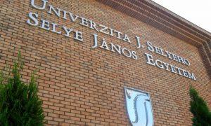 Szia Komárom - Diploma kiegészítő tanári képzés indul a Selye János Egyetemen