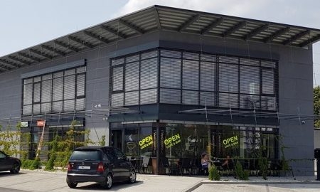 Szia Komárom - Szombaton programok az egész család számára a StartUp irodaház nyitott napján