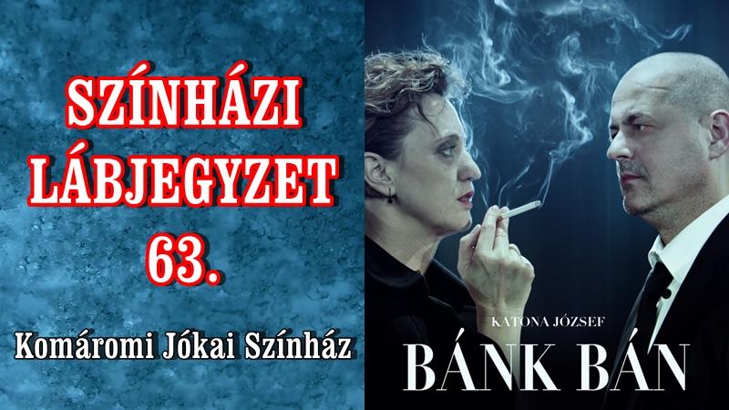 Szia Komárom - SZÍNHÁZI LÁBJEGYZET 63. – A Komáromi Jókai Színház internetes műsora
