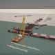 Szia Komárom - VIDEÓ: Így épül meg az új Duna-híd