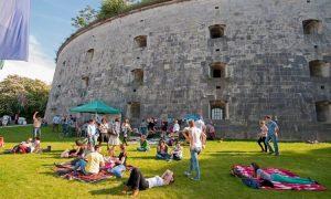 Szia Komárom - Többéjszakás hétvégi kaland vár a Monostori erődben