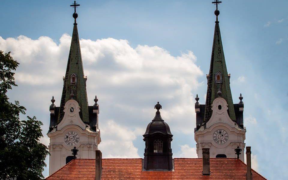 Szia Komárom - Égig érő Komárom: 19 kép városunk tornyairól
