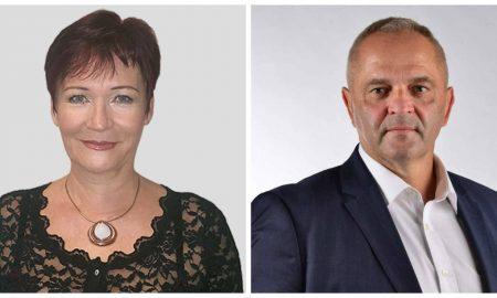 Szia Komárom - Héder Ágnes a HÍD, Knirs Imre az MKP polgármester-jelöltje Komáromban
