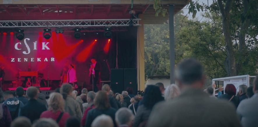 Szia Komárom - Aftervideo: Ilyen volt a Dunamenti Fesztivál Kolozsnémán