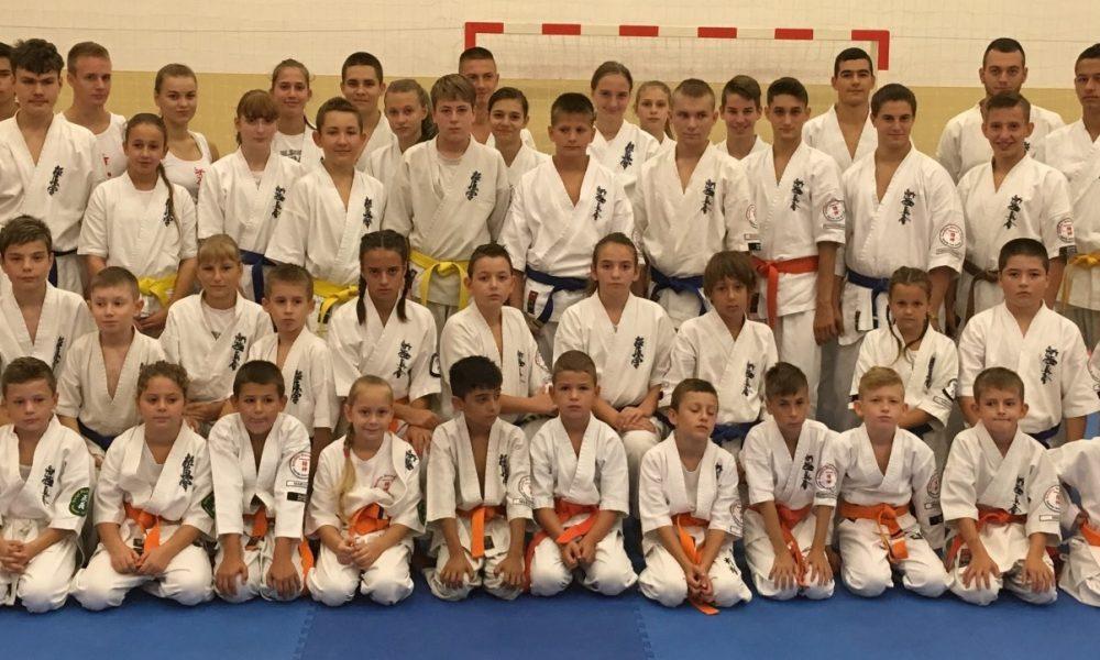 Szia Komárom - Képgaléria a Seishin Karate Klub jubileumi küzdőmaratonjáról