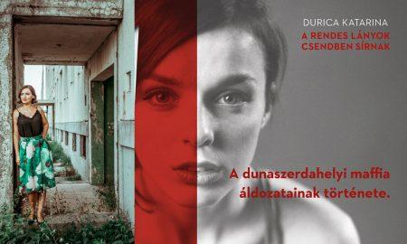"""Szia Komárom - Komáromba érkezik """"A rendes lányok csendben sírnak"""" című könyv"""