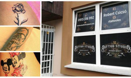 Szia Komárom - Modern és minőségi tetováló szalon nyitja meg kapuit Komáromban
