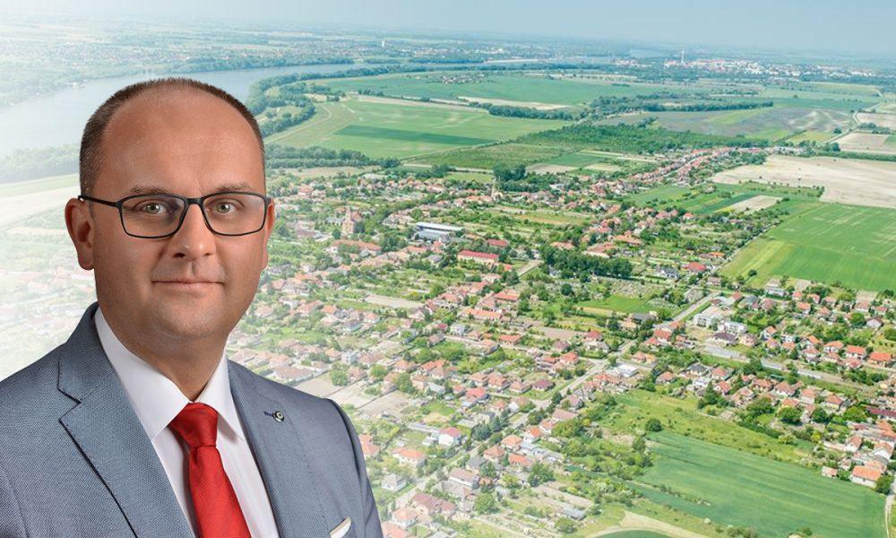 Szia Komárom - Újabb 4 sikeres évvel építené tovább Izsa községet Domin István
