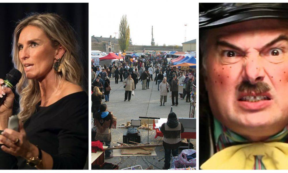 Szia Komárom - Az András-napi vásár után Lippai Mariannával és a L'art pour l'art társulattal is találkozhatunk