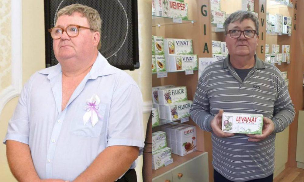 Szia Komárom - 20 kg-mal könnyebben a mozgás sem okoz már nehézséget Tibor számára