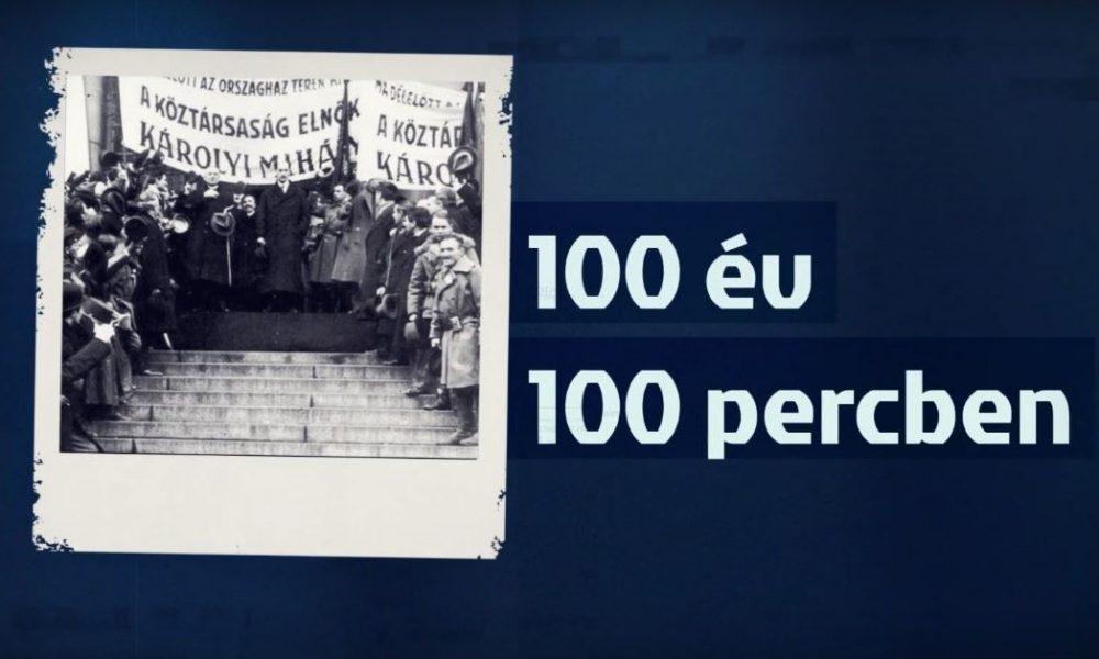 Szia Komárom - 100 év 100 percben: amit az évszázad legfontosabb eseményeiről tudni kell