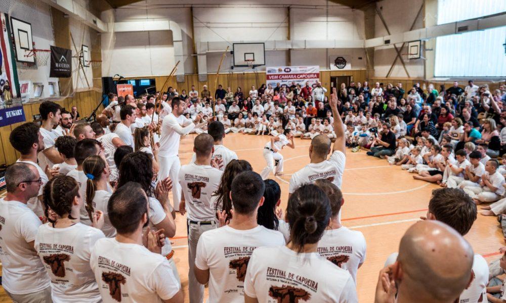 Szia Komárom - KÉPGALÉRIA: Nagyszabású capoeira fesztiválnak adott otthont városunk