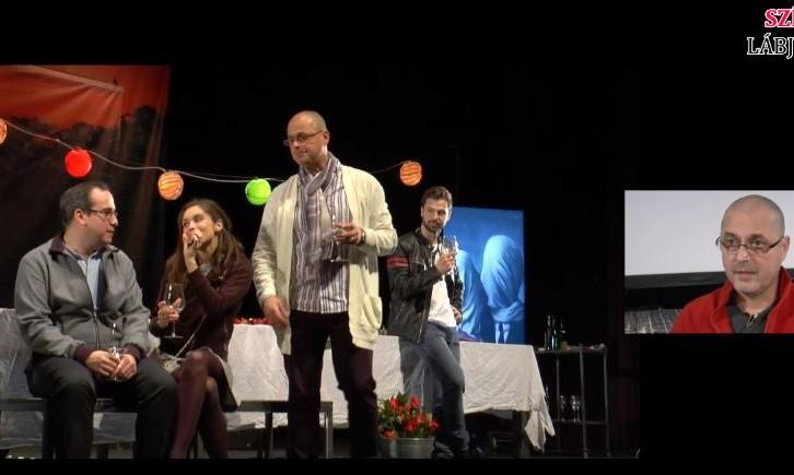 Szia Komárom - Színházi Lábjegyzet 69. – Teljesen idegenek