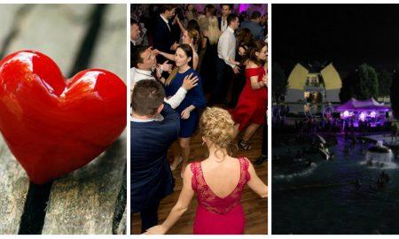 Szia Komárom - Valentin-napi programok, szeretetbál, éjszakai fürdőzés