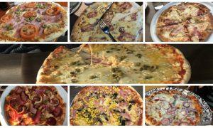 Szia Komárom - Minden napra egy pizza!