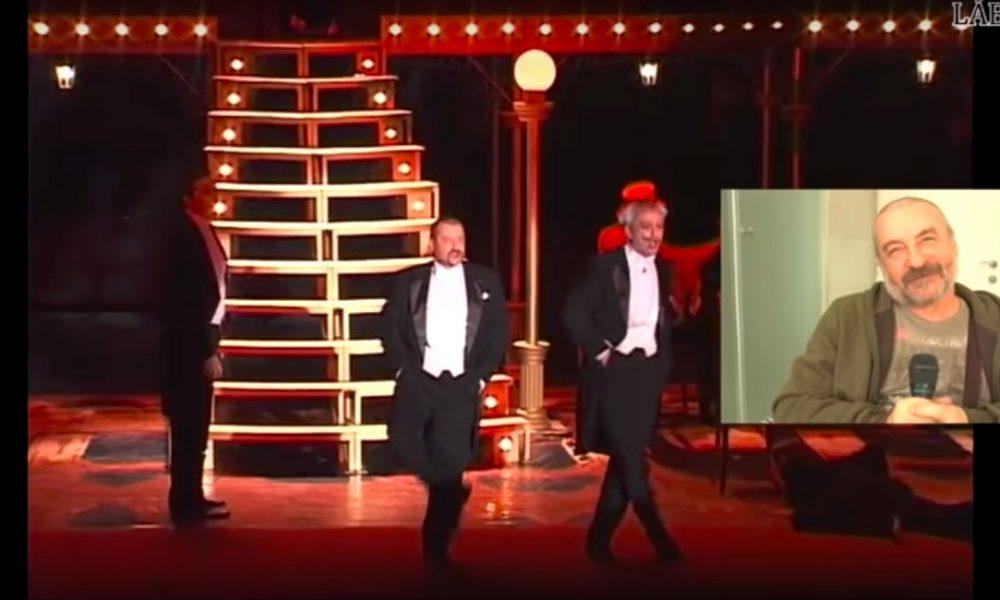 Szia Komárom - Színházi Lábjegyzet 70. – A Komáromi Jókai Színház internetes műsora
