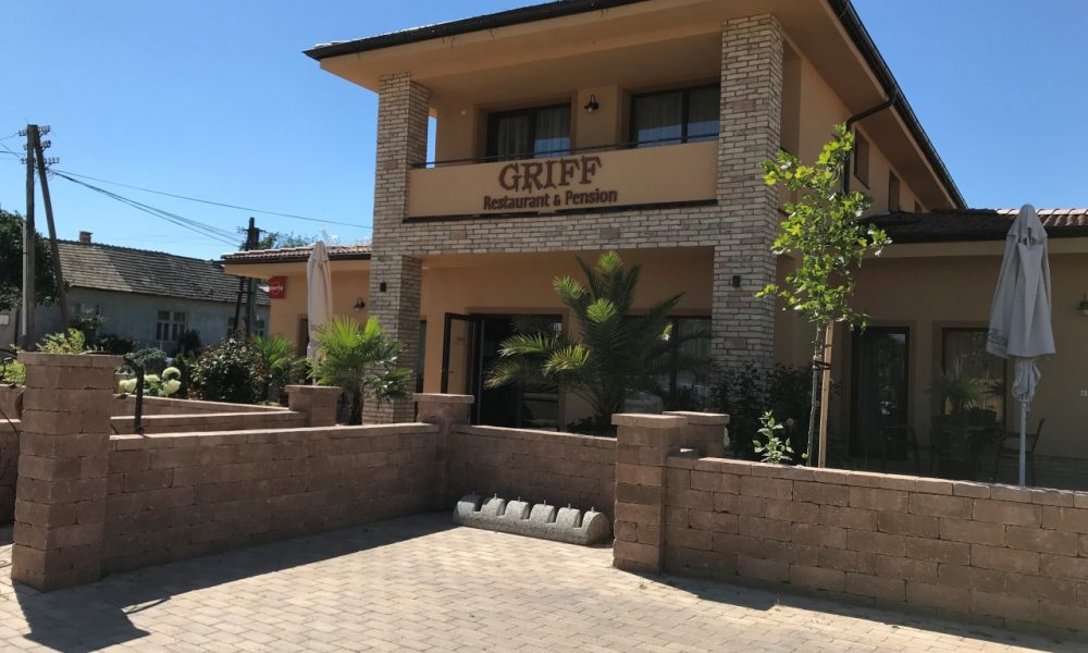 Szia Komárom - Ismét egyedi újítások várhatóak a bátorkeszi Griff Restaurant & Pension-ban