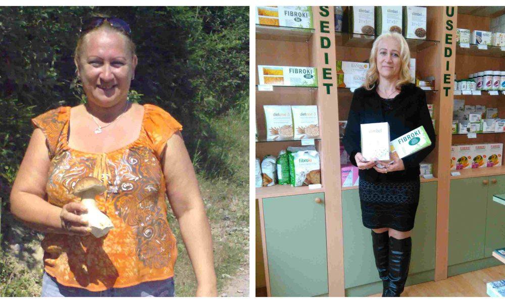 Szia Komárom - Ahogy csökkent Jarmila testsúlya, önbizalma úgy lett egyre nagyobb
