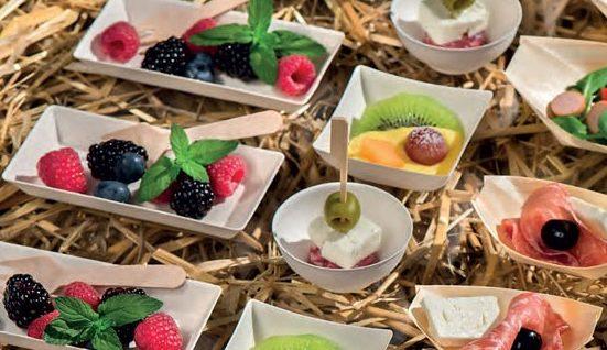 Szia Komárom - A város megtette az első lépést: a Komáromi Napok alatt már csak környezetbarát eldobható tányérokat használnak