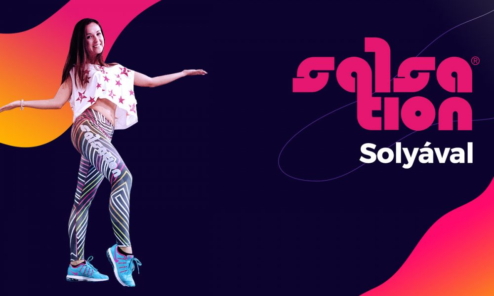 Szia Komárom - Salsation Solyával: nem tánc és jóval több a tornánál