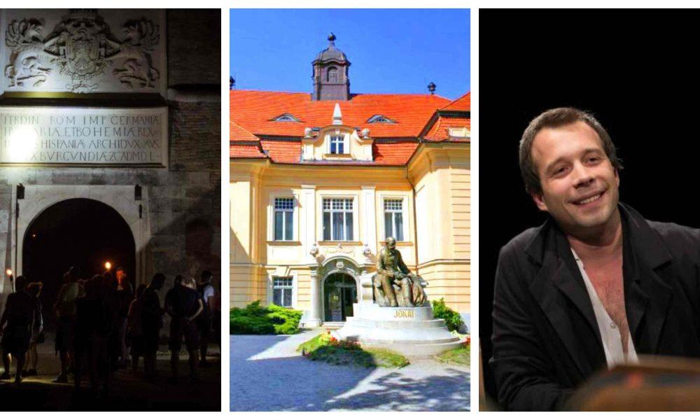 Szia Komárom - Múzeumok éjszakája, éjszakai erődtúra és beszélgető-est